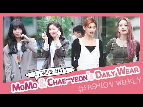 [Showbiz Korea] MOMO(모모,TWICE) & DOYEON(도연,Weki Meki)! Female Idol Stars' Outfits to Work thumbnail