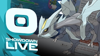 Pokemon Sun & Moon! RU Showdown Live w/PokeaimMD & Chimpact!