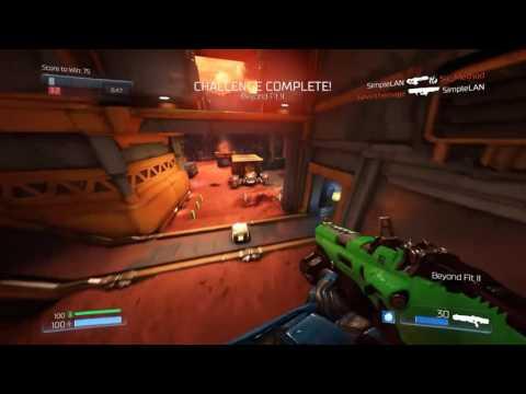 Oro's Doom Shotgun Montage