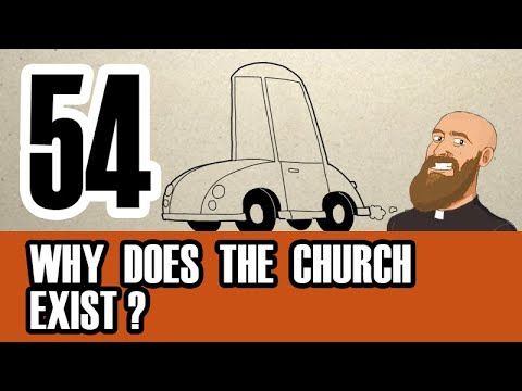 3MC - Episode 54 - Why does the Church even exist?