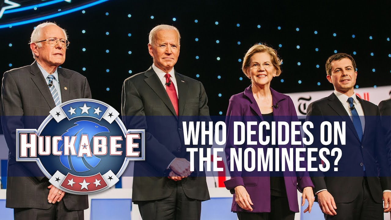 Who REALLY Decides The Nominees Might Surprise You | Huckabee