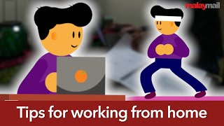How to ace working from home