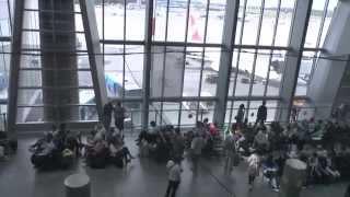 Пулково новый аэропорт, бизнес лоунж(Новый аэропорт Пулково, бизнес зал, рестораны., 2014-09-19T15:27:59.000Z)