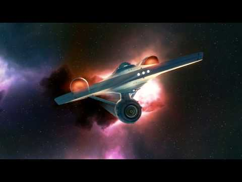 U.S.S. Enterprise: Meeting An Old Acquaintance - fan CGI animation