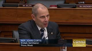 Congressman Curtis Questions Secretary Pompeo - Foreign Affairs Committee May 23, 2018