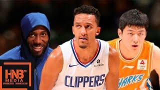 LA Clippers vs Shanghai Sharks - Full Game Highlights | October 6, 2019 NBA Preseason