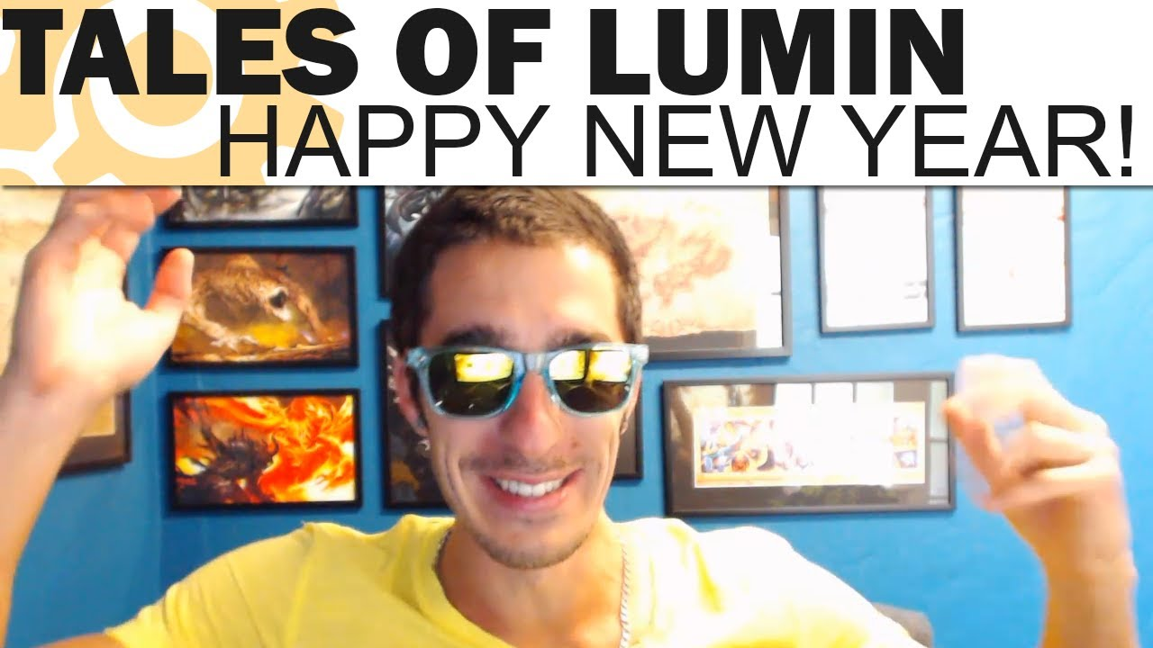 Download HAPPY NEW YEAR! - Tales of Lumin
