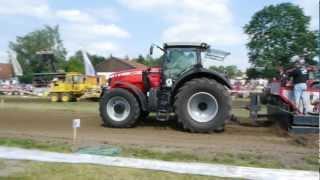 Traktorpulling Notzing 2012 Massey Ferguson 8690