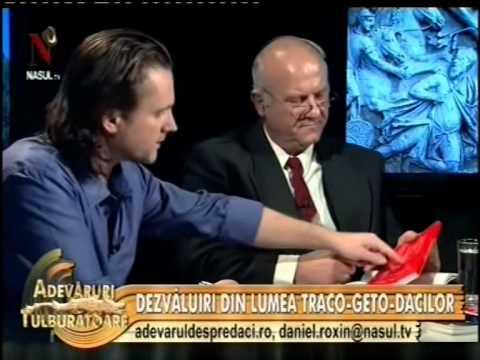 Dezvaluiri din lumea Traco Geto Dacilor.Adevaruri Tulburatoare.Daniel Roxin from YouTube · Duration:  42 minutes 25 seconds