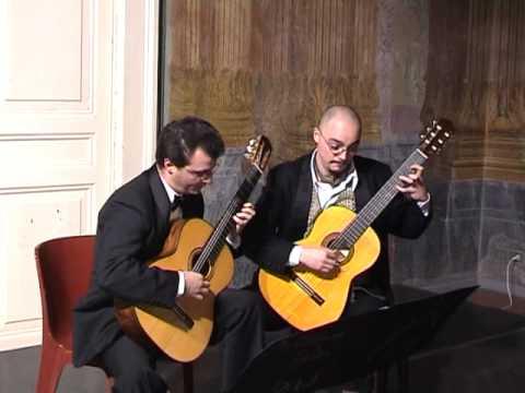 Domenico Felleca play Gnatalli - Ernesto Nazareth Live for Two Guitars