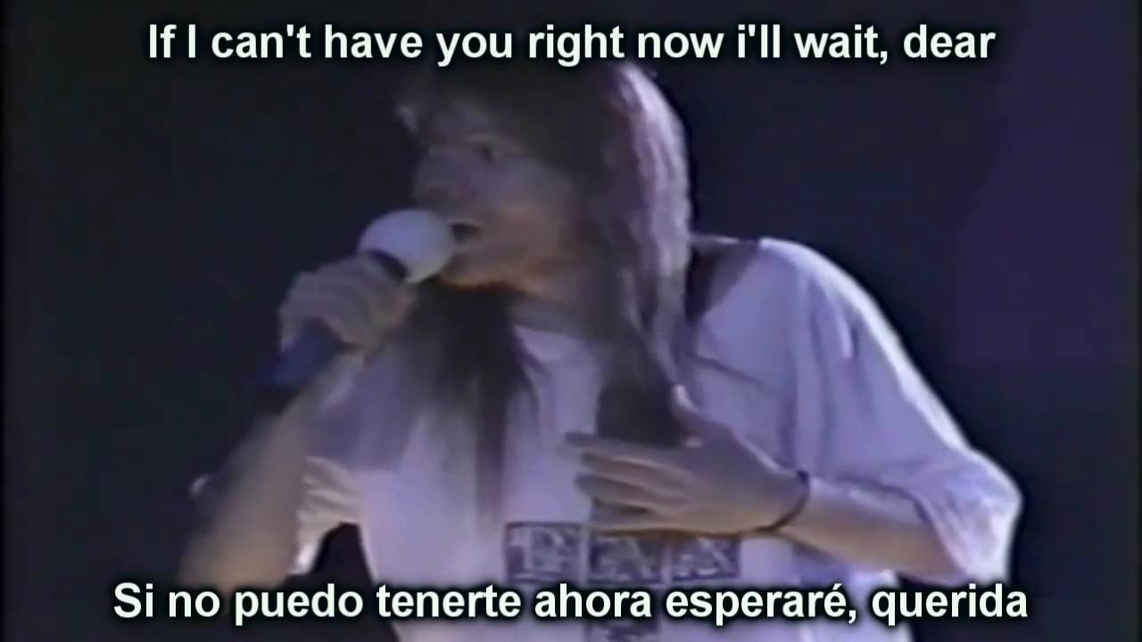 Patience (Guns N Roses song)