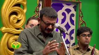 Margazhi Maha Utsavam TM Krishna - Episde 06 On Monday, 23/12/13