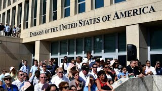 State Department orders U.S. diplomats to leave Cuba