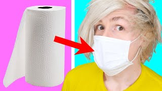 Trying 25 SMART EMERGENCY SURVIVAL LIFE HACKS By 5 Minute Crafts