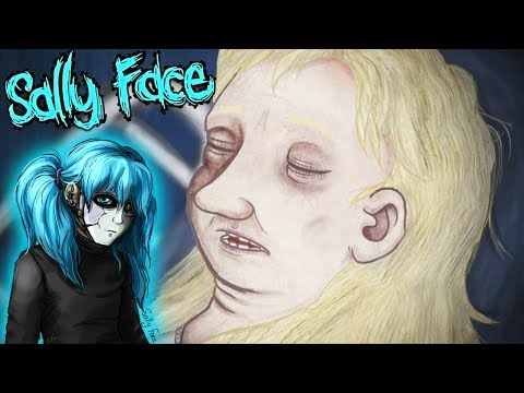 САЛЛИ-КРОМСАЛИ убил МАМУ в Sally Face