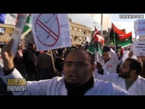 Would Libya No-Fly Zone Be Legitimate?