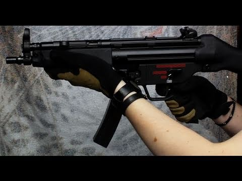 (Airsoft) Systema TW5 (MP5A4)