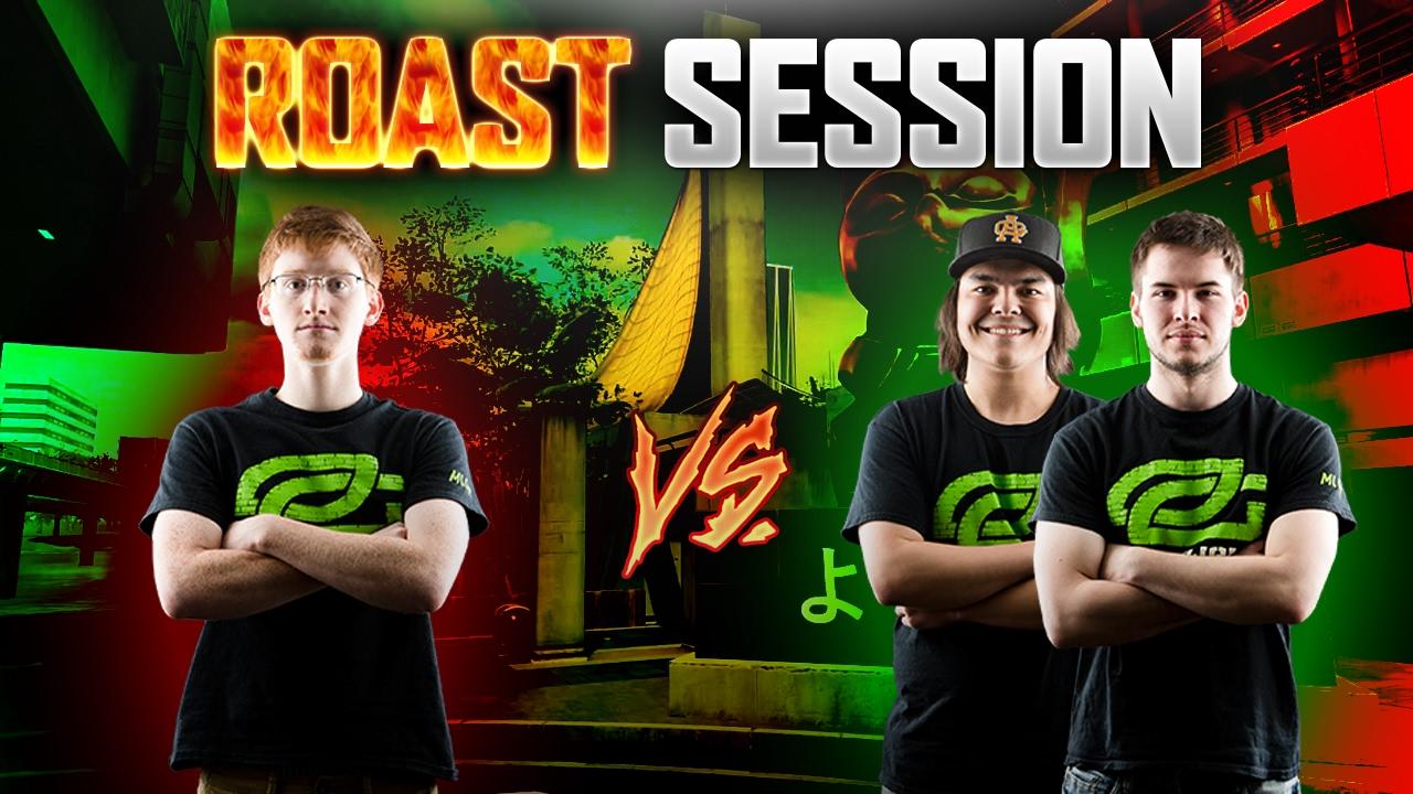 OpTic Gaming Roast Session