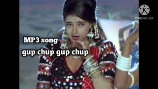 Gup Chup Gup Chup Full mp3 Song - Karan Arjun   Mamta Kulkarni   Alka Yagnik & Ila Arun