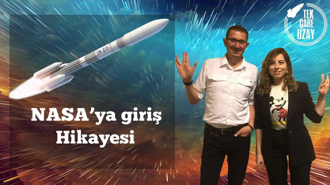 NASA Hikayesi, Türkiye Uzay Ajansı, Çin'in Ay'a inişi | Tek Çare Uzay