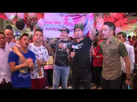 MeleTOP - Birthday - Aaron Aziz [25.02.2014]