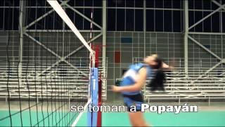 Campeonato Suramericano de Voleibol Femenino Popayan 9 al 15 de Noviembre del 2013 - DeporTV