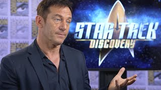 Jason Isaacs Sums Up His Star Trek: Discovery Captain In Three Little Words