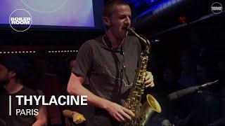 Thylacine Boiler Room Paris live set