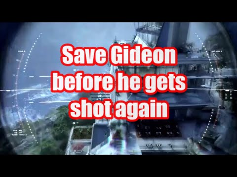 Stop Gideon Being Shot! Help him here! -Call of Duty ...
