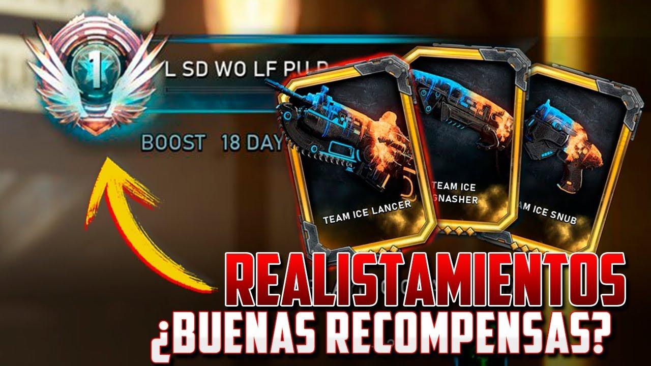 GEARS 5 | RE-UP 50 | RECOMPENSAS ¿VALE LA PENA? thumbnail