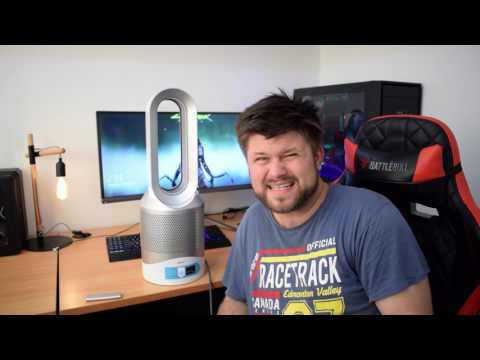 Dyson Pure Hot + Cool Link Review | Does society need this? |  Fan, heater & air...
