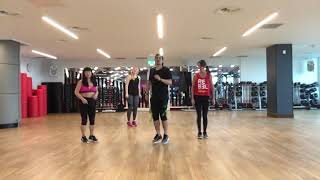 R.I.P. Sofia Reyes Ft. Anitta & Rita Ora Zumba Fitness Choreography by Zumba Papi in London UK