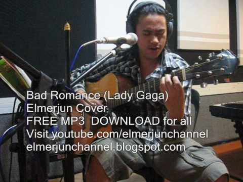 Bad Romance-Lady Gaga Cover MP3