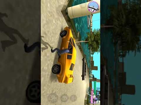 Crazy Girl Stalking Me In GTA Vice City