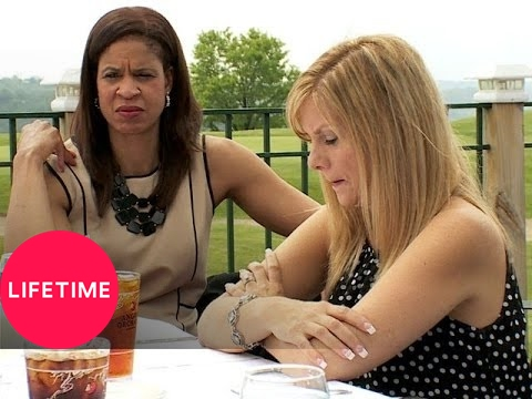 Dance Moms: Christy Crashes Loree's Lunch with the Moms (S4, E24) | Lifetime