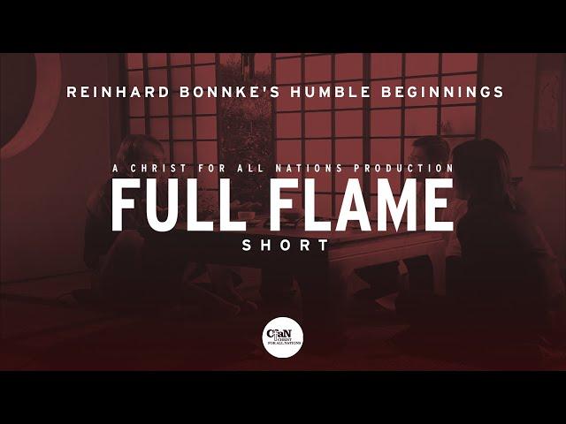 Reinhard Bonnke's Humble Beginnings