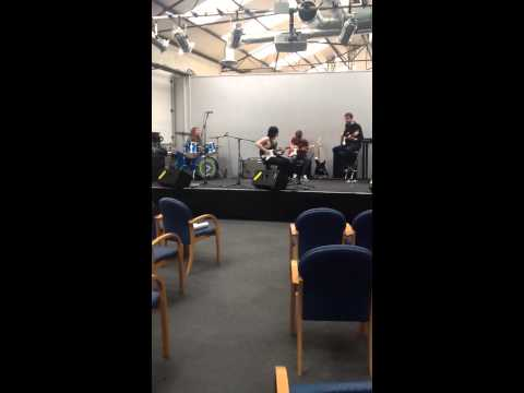 Students at Access To Music Birmingham