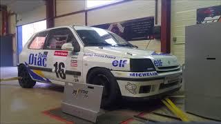 Renault Clio 1 piste | moteur 2.0 16V | RS Développement