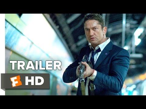 London Has Fallen Official Trailer #1 (2016) - Gerard Butler, Morgan Freeman Action Movie HD