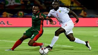 AFCON 2019 | Burundi vs Guinea | Highlights