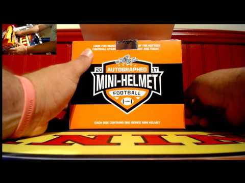 7-2-17 Ebay Immaculate Box/Leaf Helmet Break Delayed Start