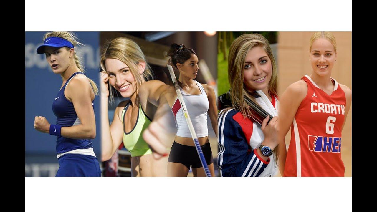"""SPORT NUMBER : """"5"""" นักกีฬาสาวสวยในโอลิมปิก 2016"""