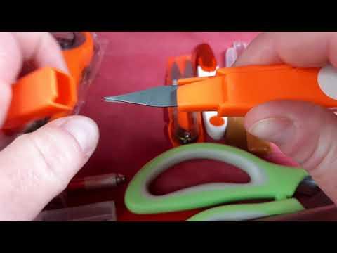 Ножницы и другие режущие инструменты для вышивки крестом и шитья с #AliExpress