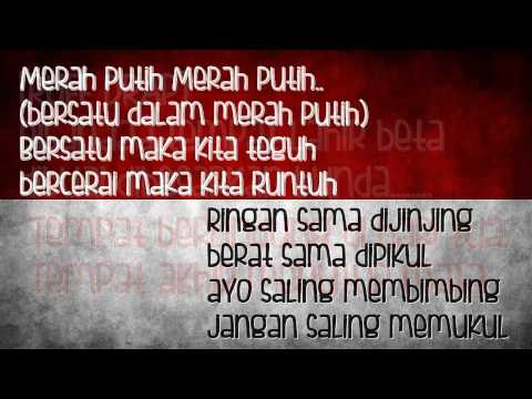 ECKO SHOW L1lGUCCI RUFF DRAP MR_STREZZO - MERAH PUTIH [ VIDEO LYRIC]