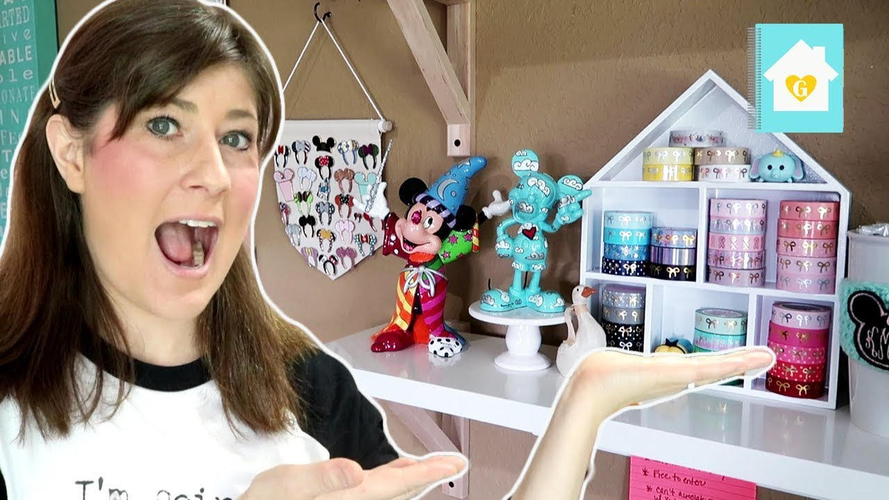 My Office Tour How I Organize My Office 2018 Giveaway
