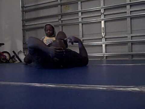Tampa Florida Judo   Rufus Ferguson Does Private Lesson With his Daddy, Dr. Rhadi Ferguson