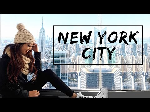 TRAVEL VLOG + GUIDE | NEW YORK CITY 2016