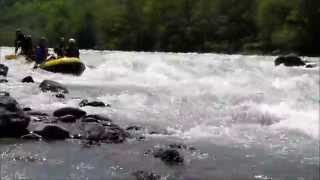 2011 spring rafting movie