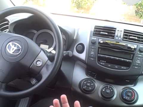 2011 Rav4 Sport Review And Demo For Toyota Competition