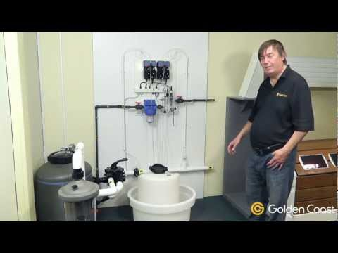 The Swimming Pool Plant Room | Andy's Answers